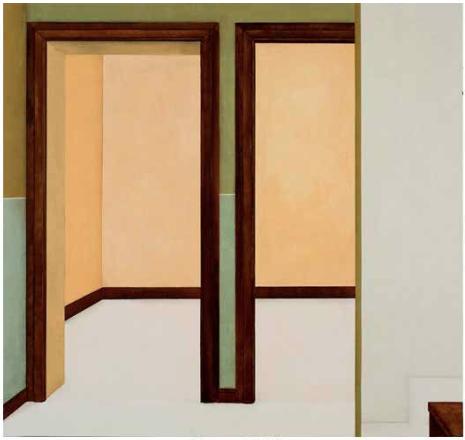 Abstracto 2.2008.Acrilico Sobre Lienzo, 100x100cm.