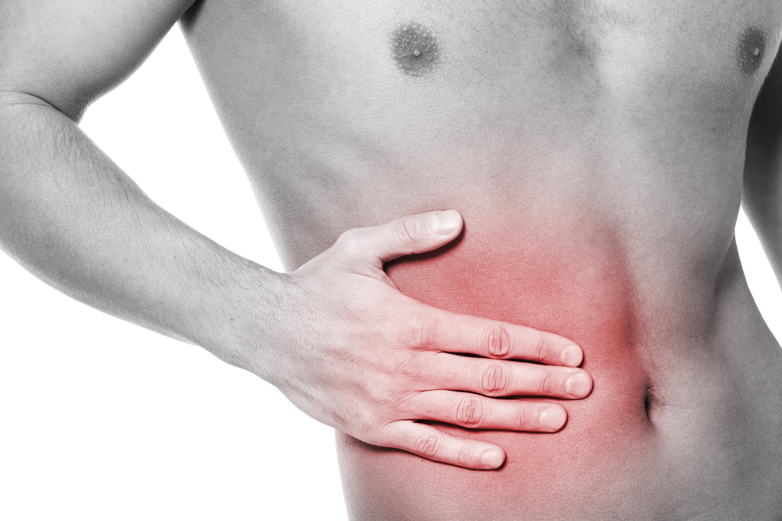 liver-pain