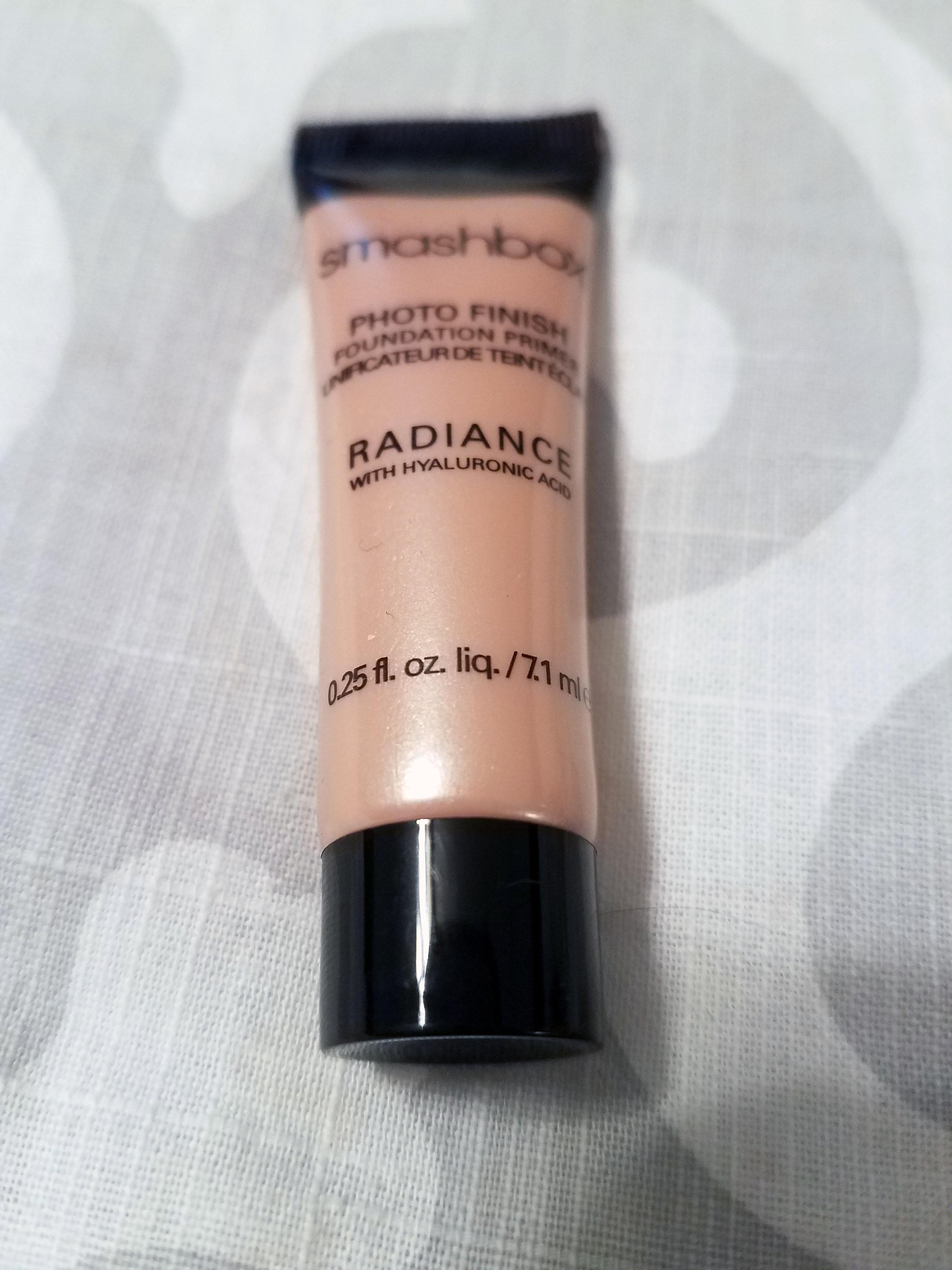 Smashbox Cosmetics Photo Finish Radiance Primer