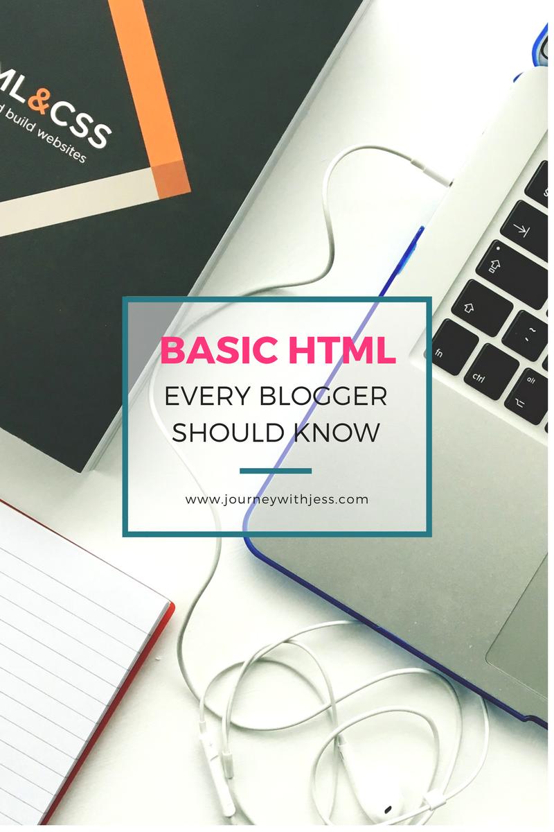 BasicHTML-blogpost
