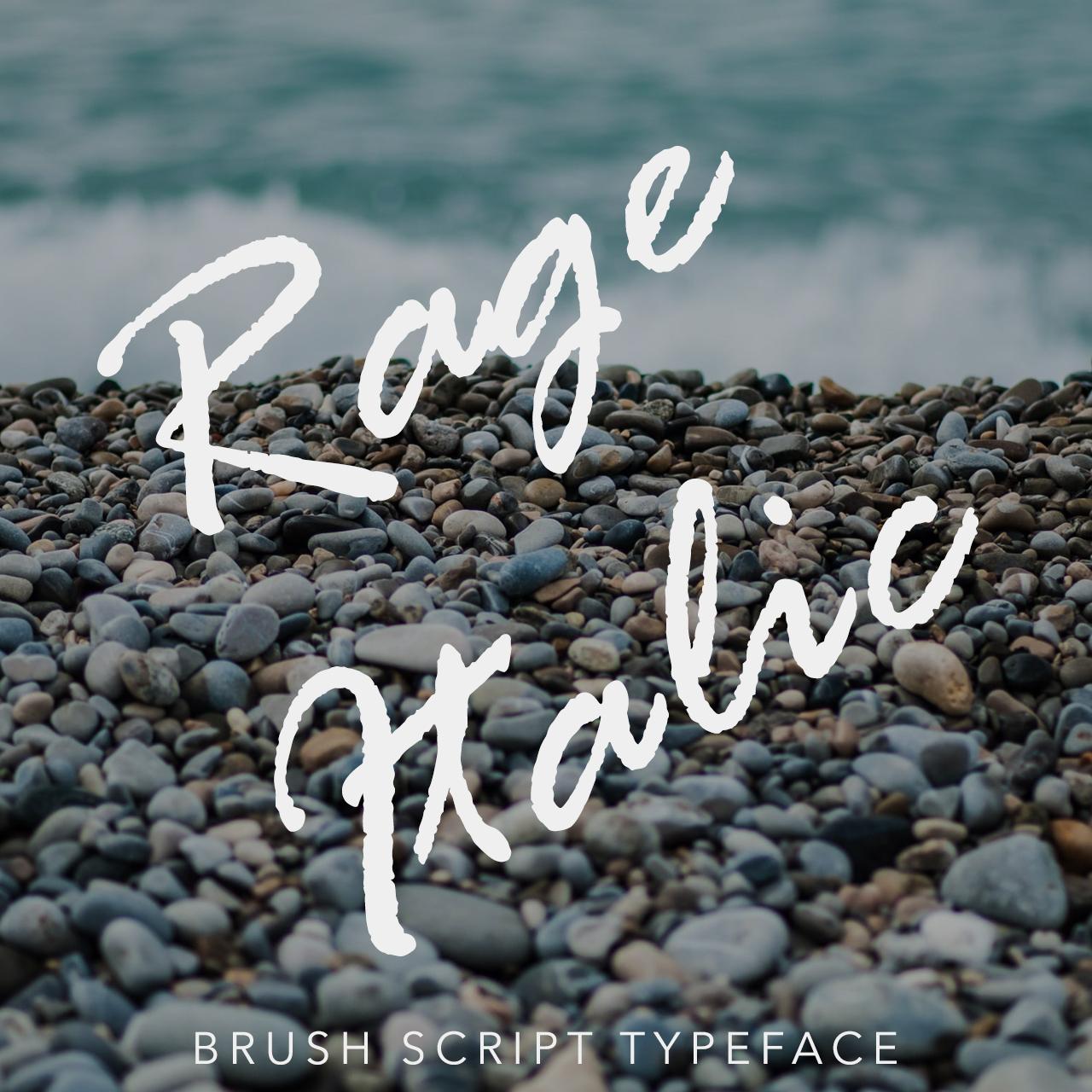 rage-italic