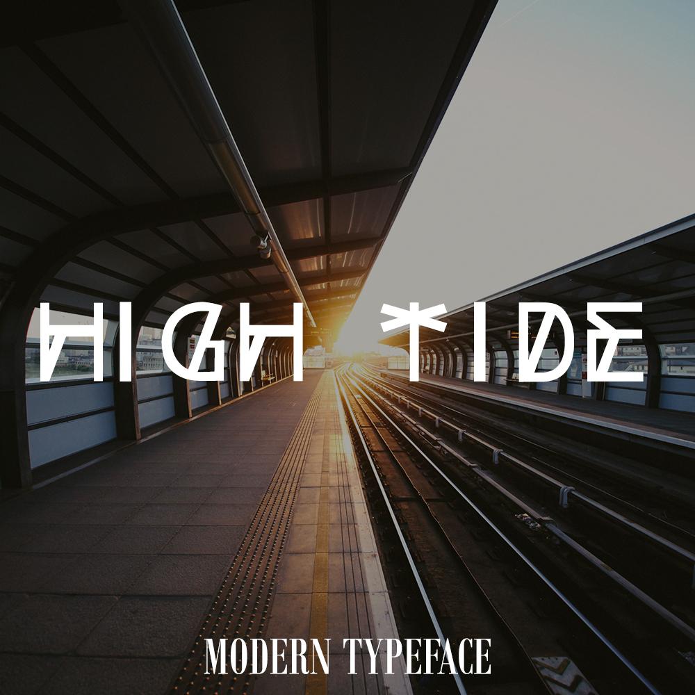 hightide-font