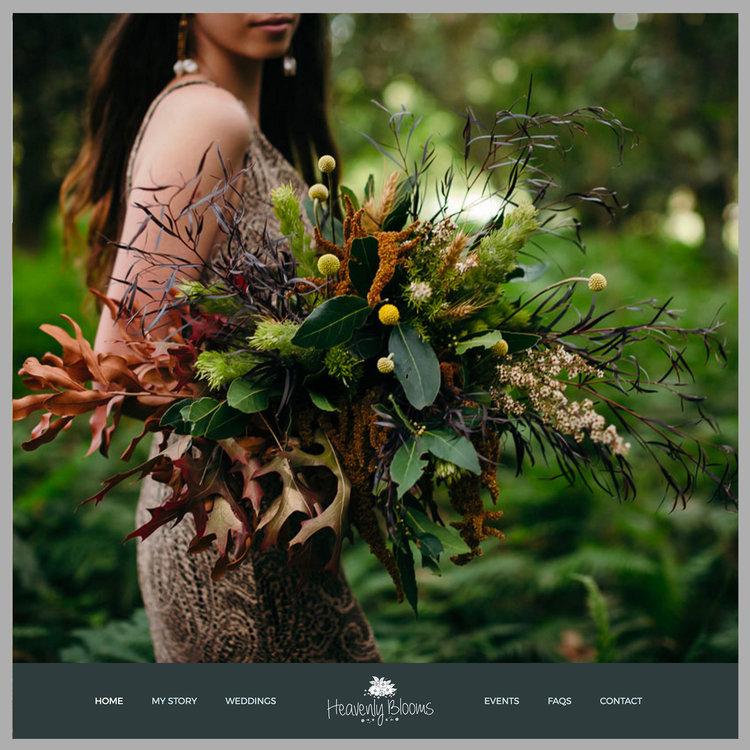 Heavenly Blooms Florist