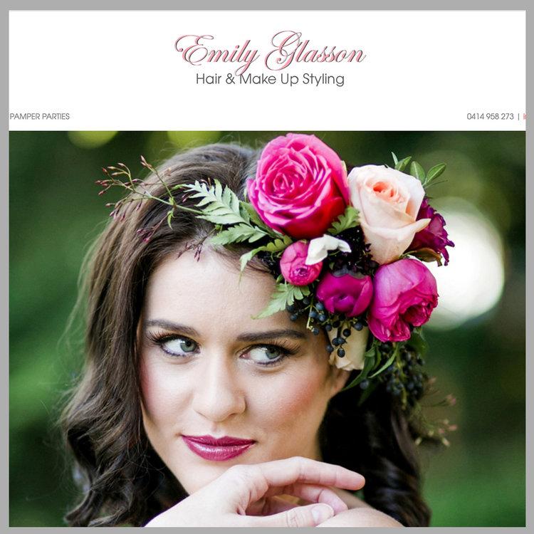 Emily Glasson Hair & Makeup