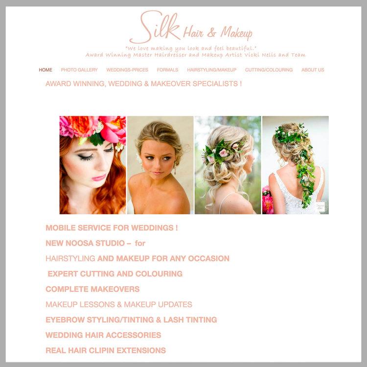 Silk Hair & Makeup