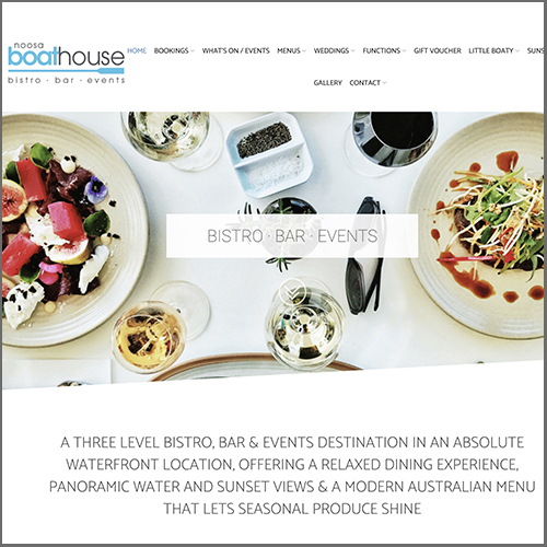 Boathouse Restaurant Noosaville