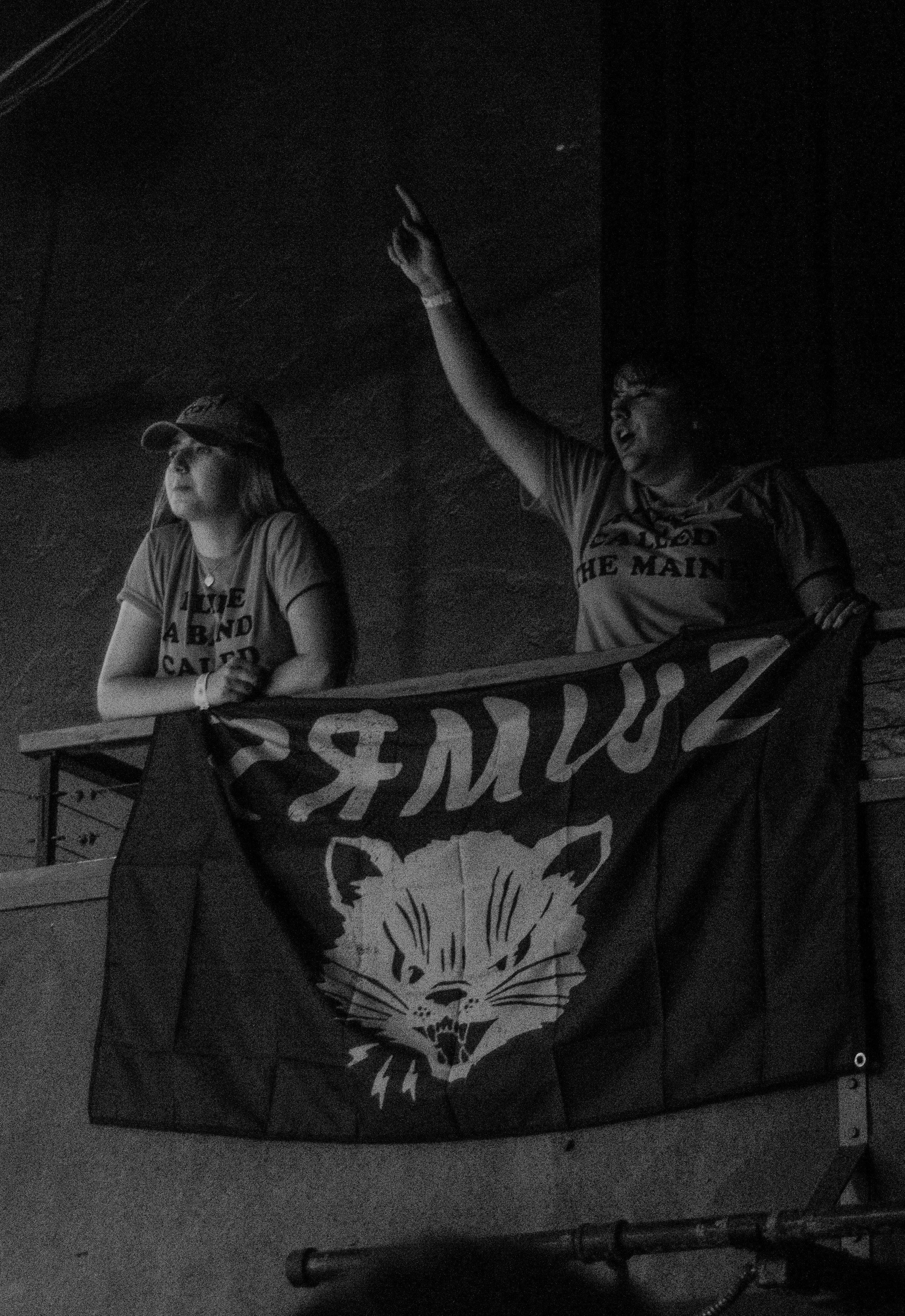 SWMRS Fans