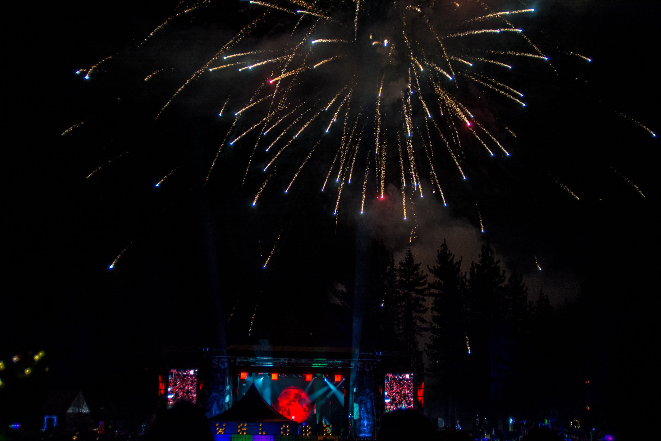 Alison Wonderland at Midnight New Year's Eve