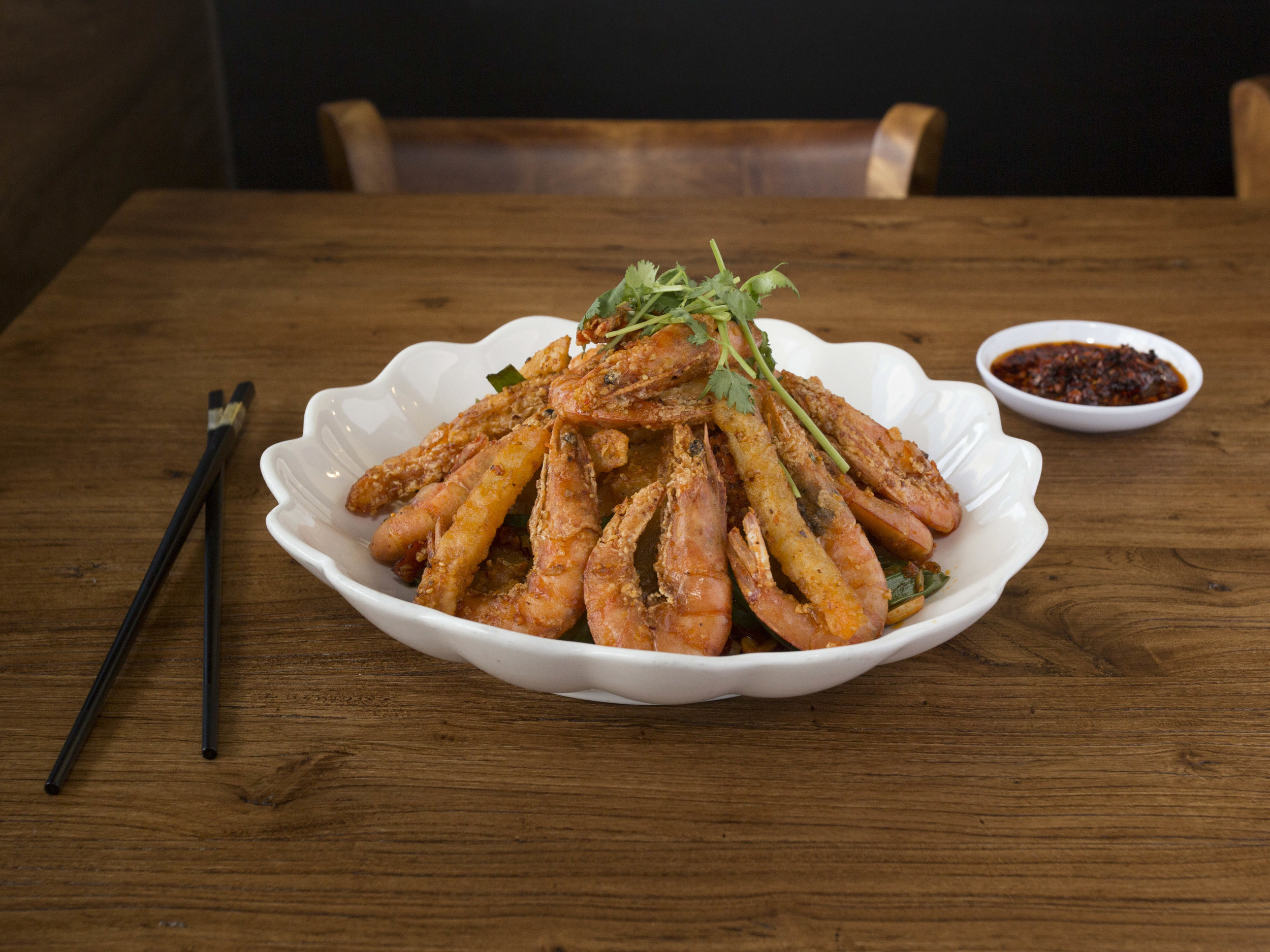 Flower Peppers_Szechuan Chili Shrimp with French Fries1.jpg