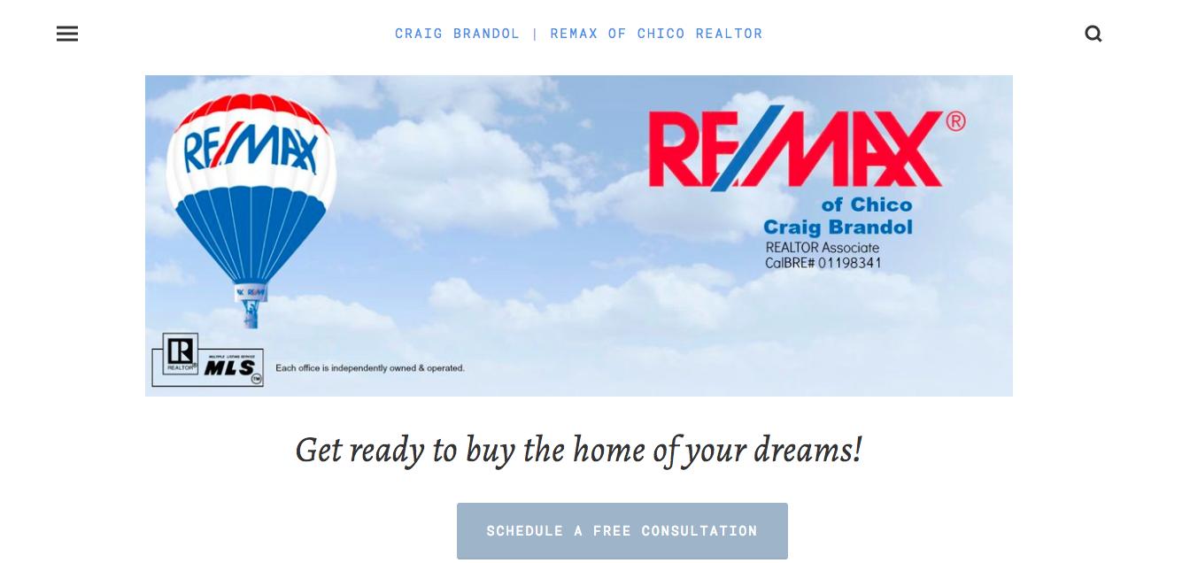 Craig Brandol with REMAX