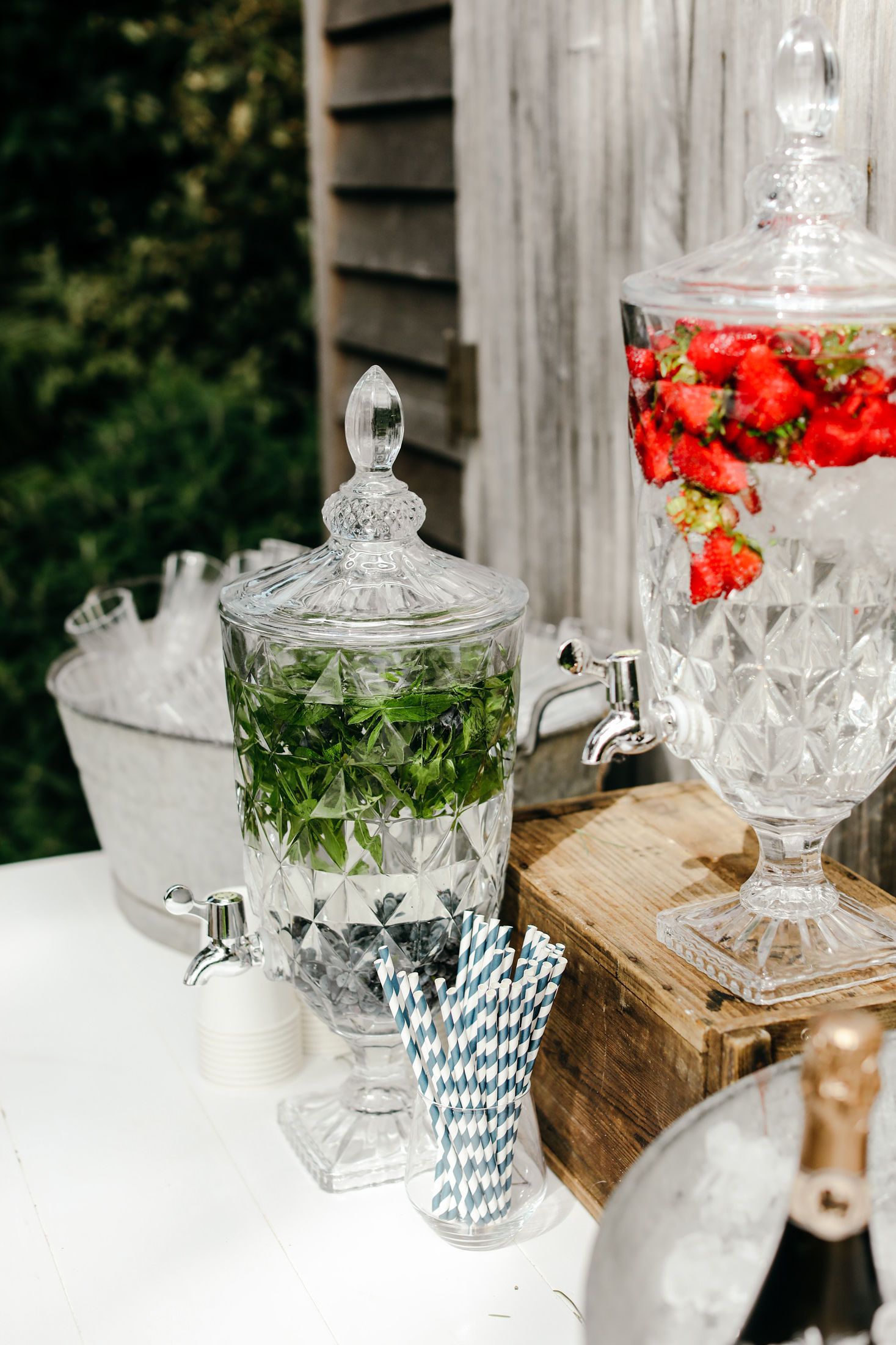 Wedding Drink Station Package