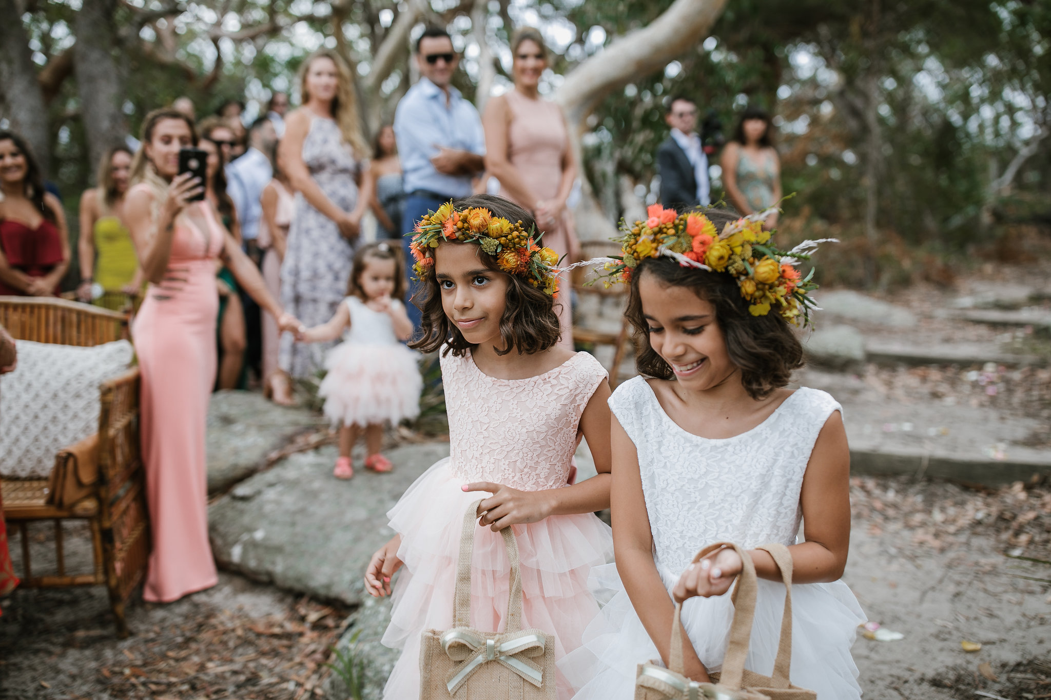 Northern Beaches wedding styling