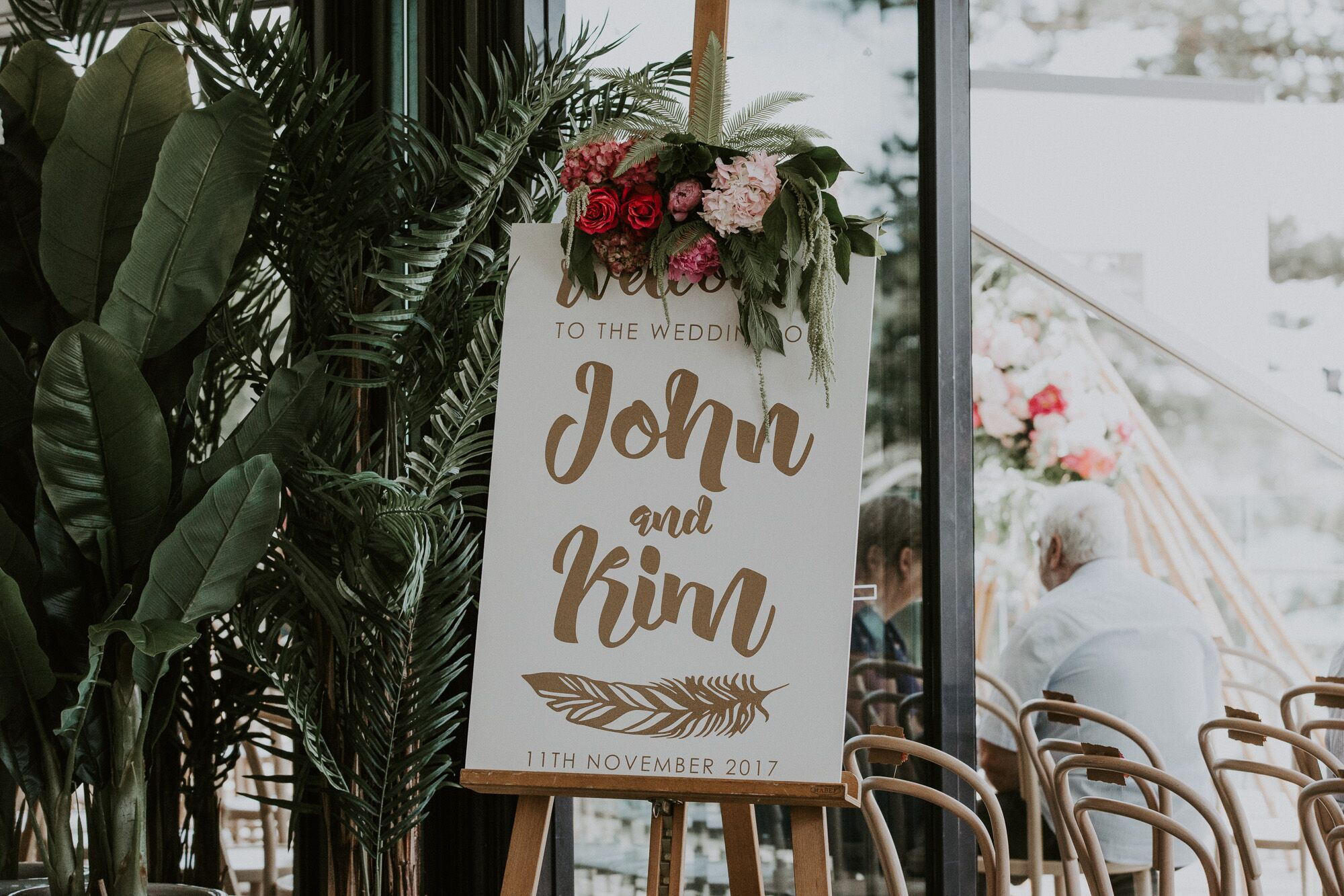 Bespoke Wedding Signage