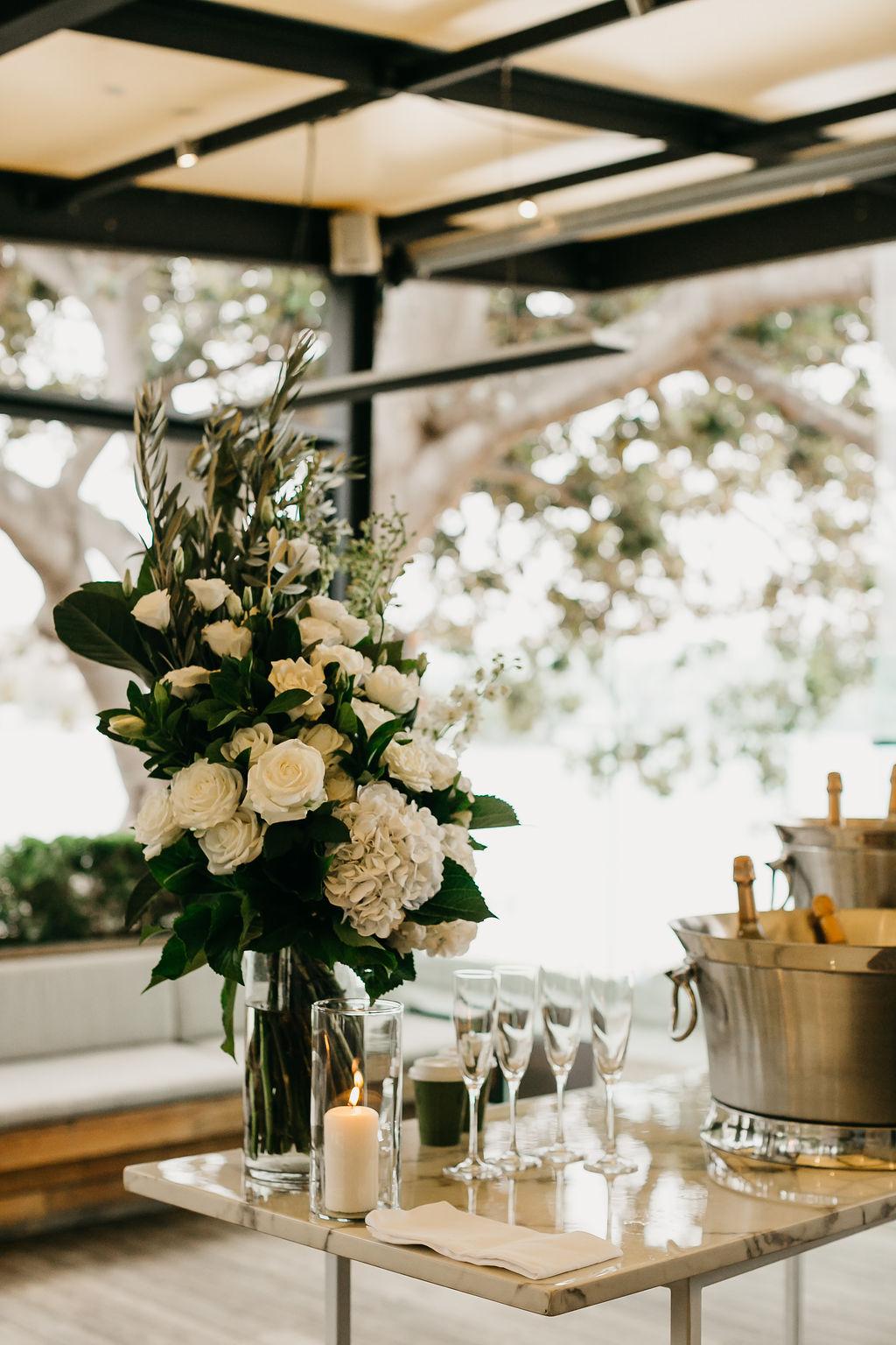 Wedding Reception Styling