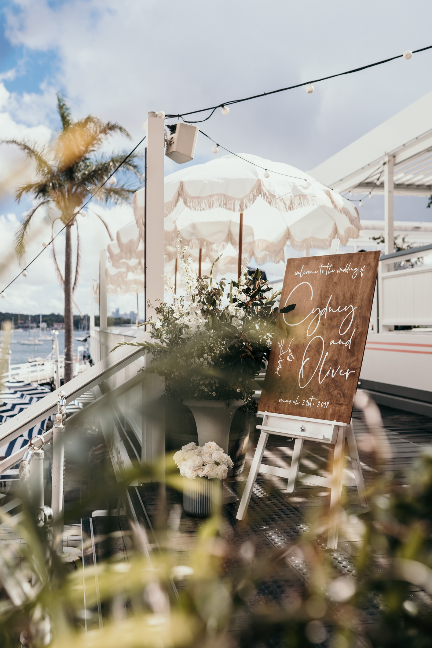 Copy of Bespoke Wedding Signage