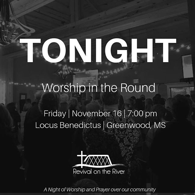 || TONIGHT || Worship in the Round is TONIGHT! Are you planning to join us for this awesome night of worship?? Invite some friends!! 🙌🏻 • • • • • • #worshipintheround #rotr2019 #rotr #worship #christianmusic #worshipmusic #liveworship