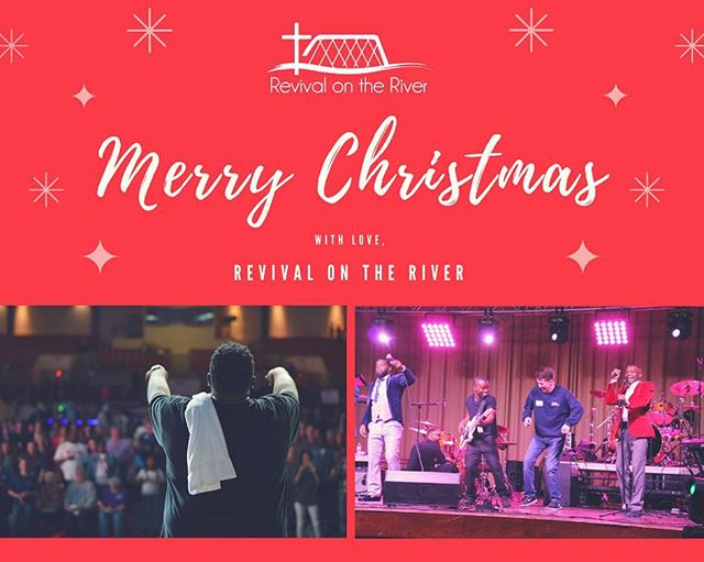 || MERRY CHRISTMAS || We pray your Christmas is full of His love and joy! Thank you for your support this year. 🎄🙌🏻 • • • • • #ROTR2k19 #revivalontheriver #christmas #christmascard #merrychristmas #racialunity #christianmusic #christian #worship #unity