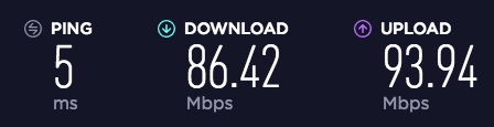 93 mbps—can I get an amen?!