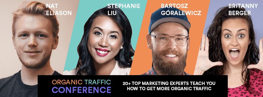 Stephanie Liu Organic Traffic Conference.png