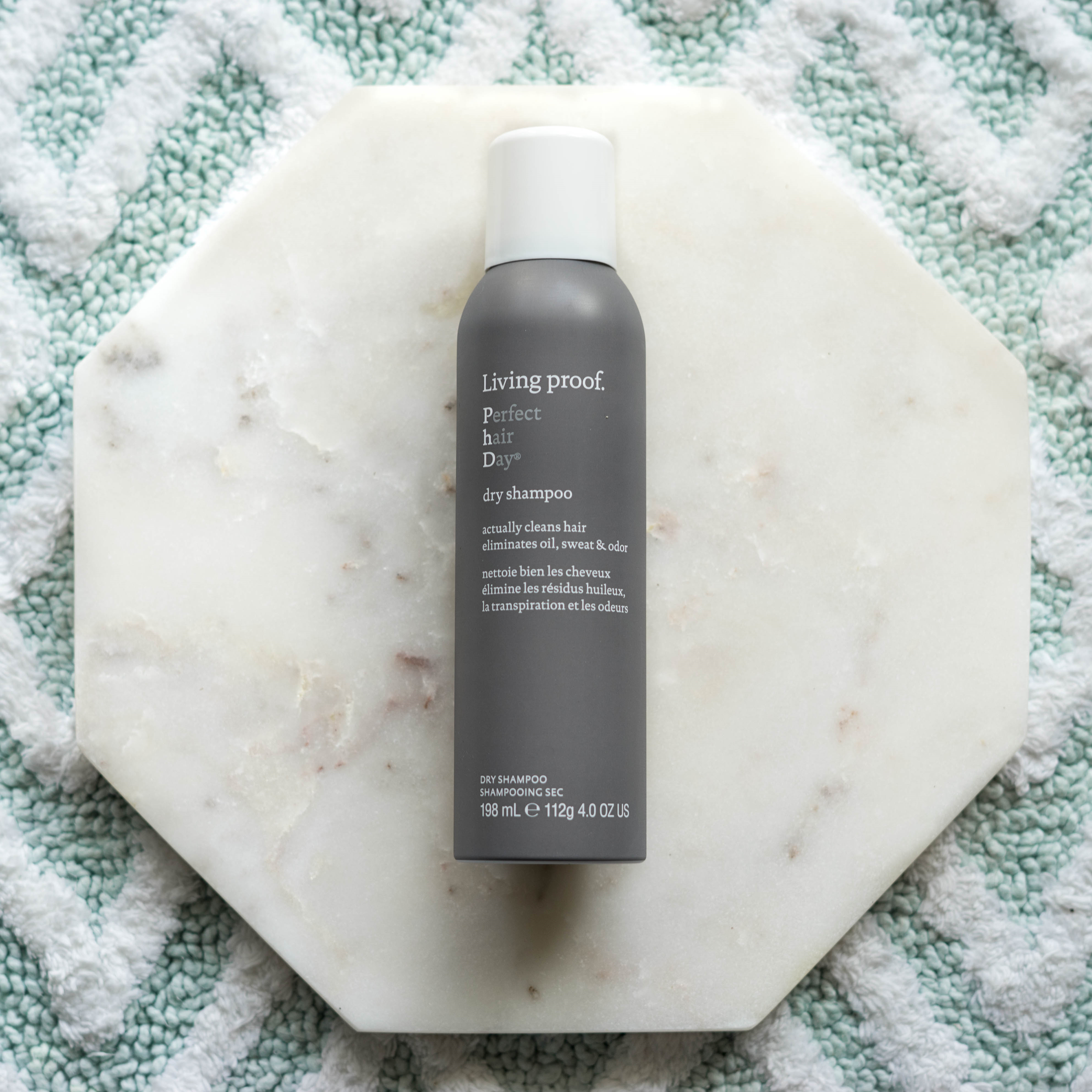Living Proof Phd - This dry shampoo is special. Living Proof claims that their formulation actually cleans hair and reduces odor with their