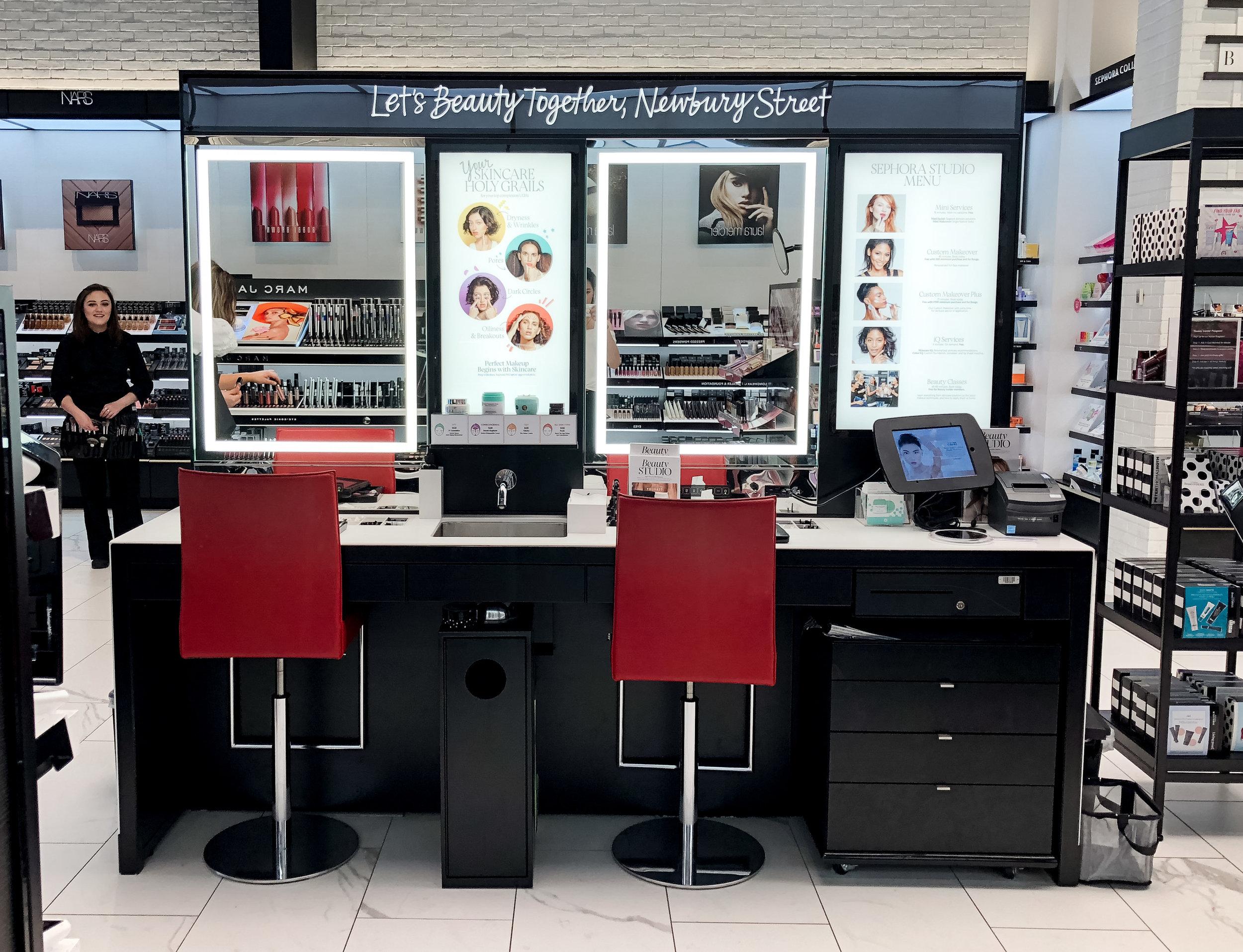 PERK Hydrating Facial at Sephora: TheNinesBlog.com - A Boston Blog