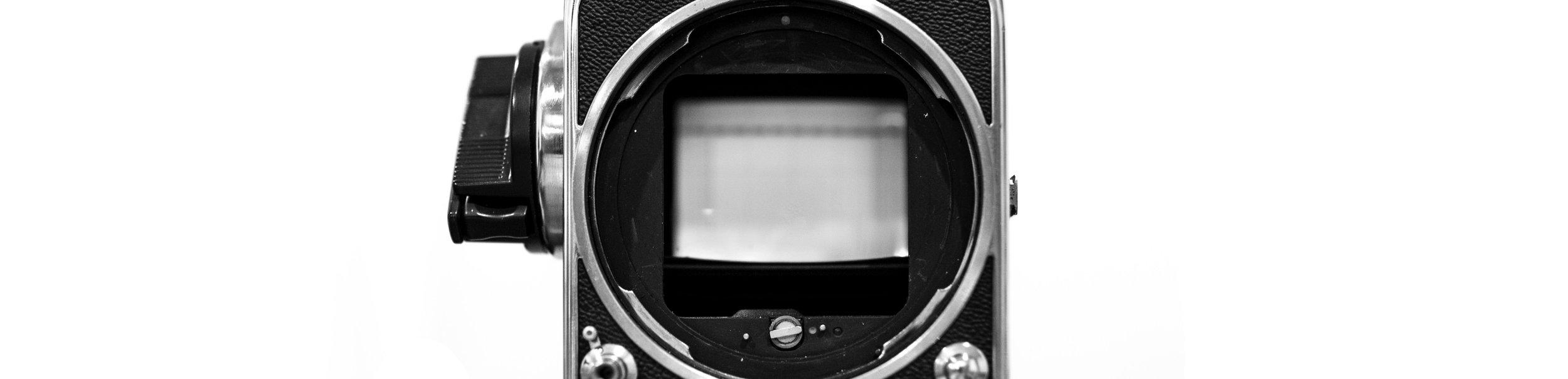 Hasselblad 500 Medium Format Film