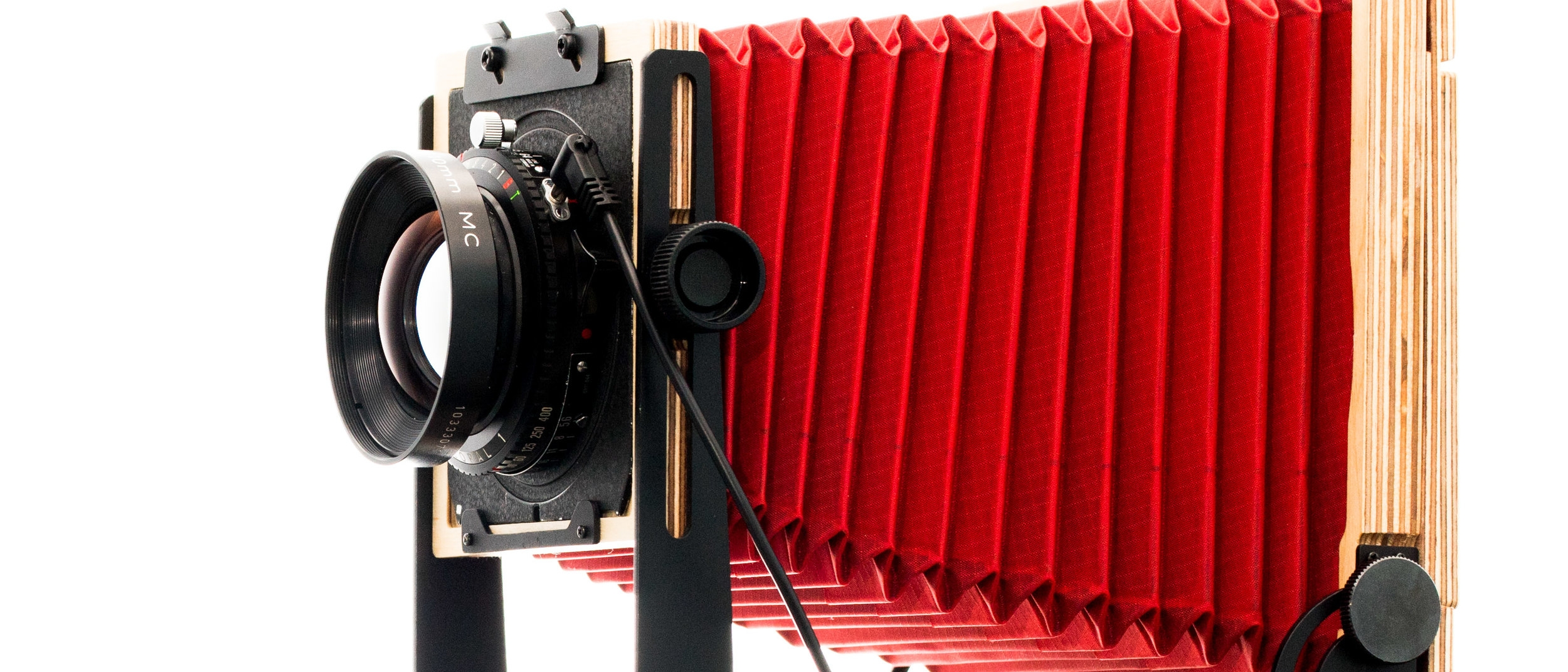 Intrepid 4x5 large format camera