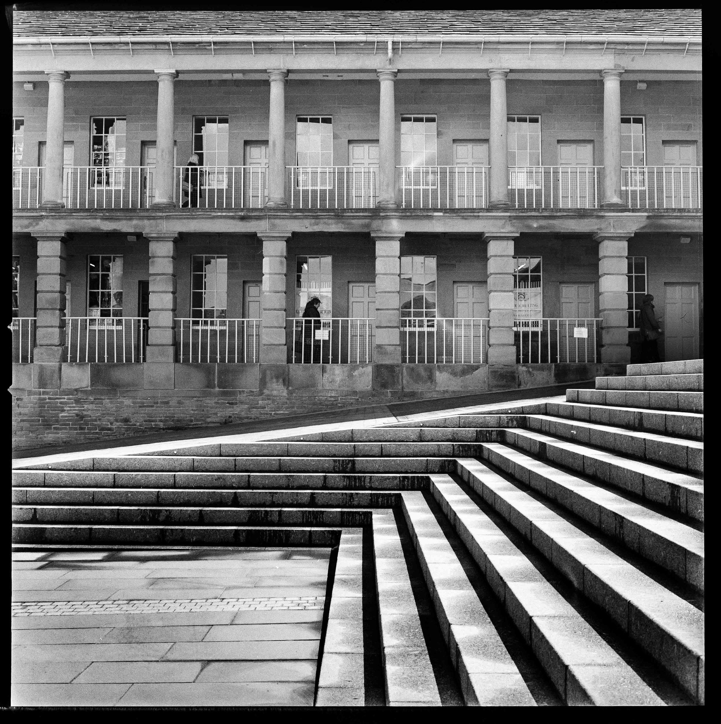 The Piece Hall Halifax