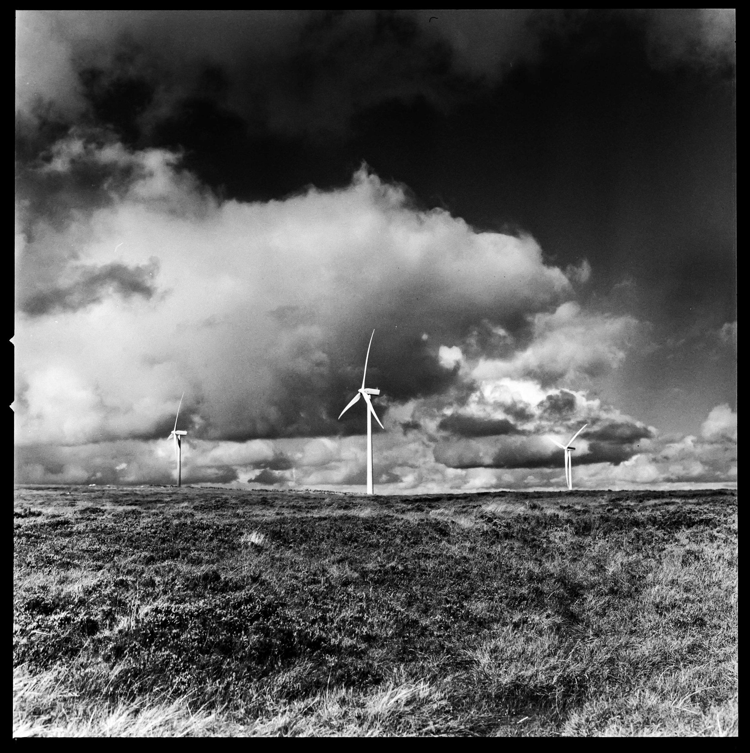 Ovenden Wind Farm Halifax