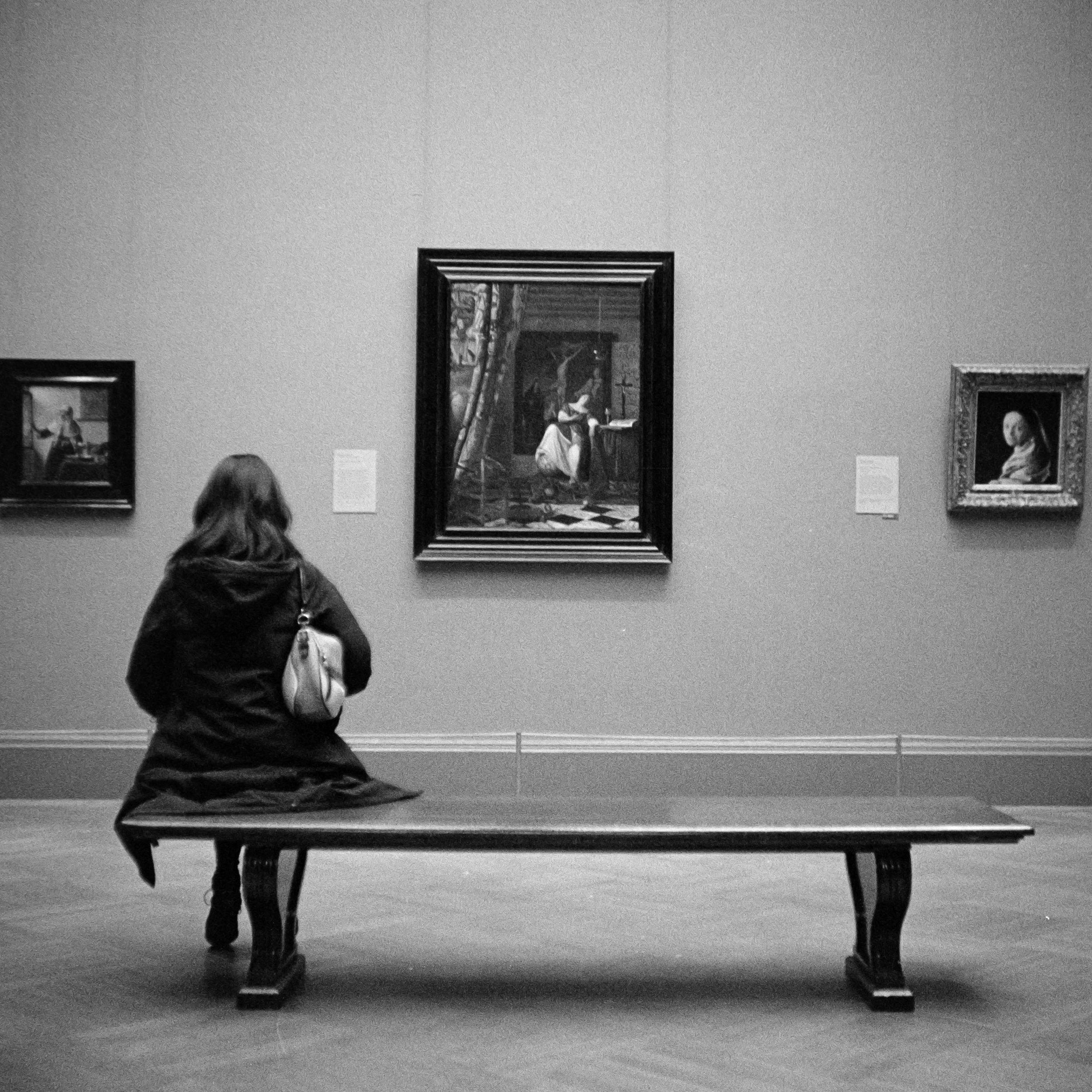 Vermeer at the MET, New York