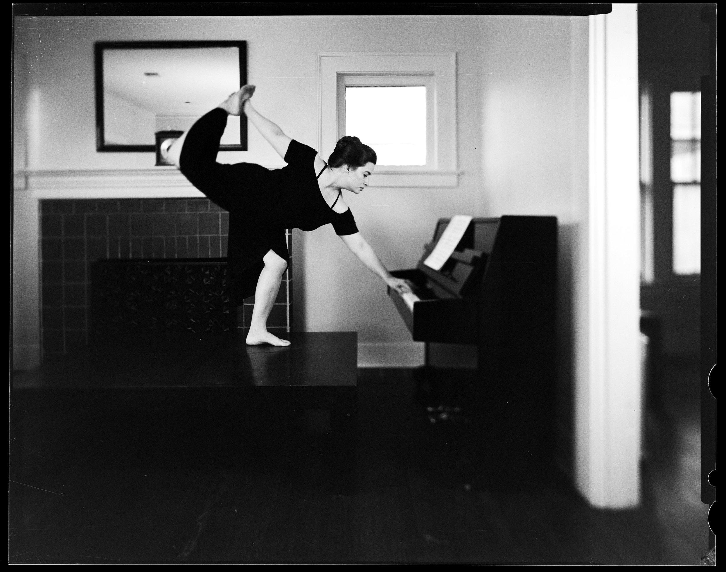 Piano Yoga