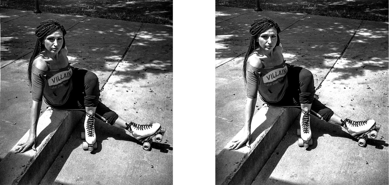 stereo realist roller skates houston