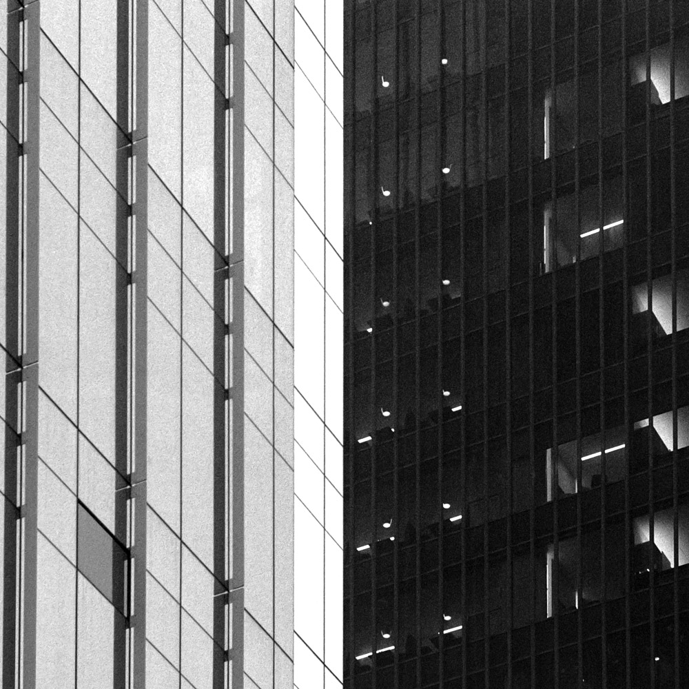 Houston Architecture Photography by Filippo Nenna