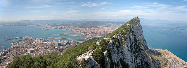 Age of Ecology - David Attenborough's favorite environmental essays - Rock of Gibraltar