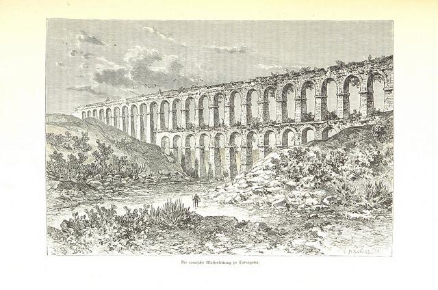 Age of Ecology - David Attenborough's favorite environmental essays - Roman aqueduct