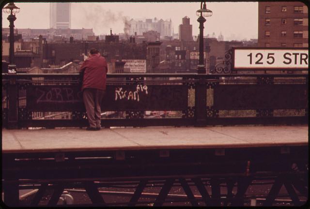 Age of Ecology - David Attenborough's favorite environmental essays - New York City subway