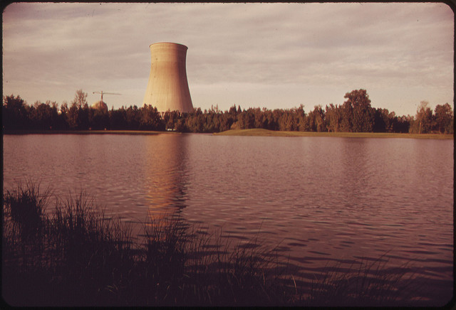 Age of Ecology - David Attenborough's favorite essays on ecology - Nuclear plant on Columbia River Rainier.jpg