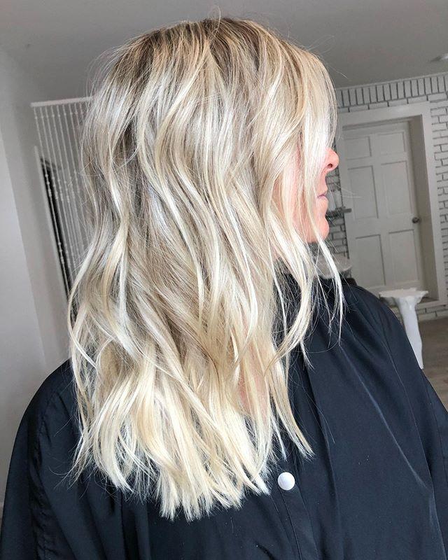 Blonde 💭 Dreams  #blondebalayage #mastersofbalayage #atlantahairstylist #blonde #crueltyfreebeauty