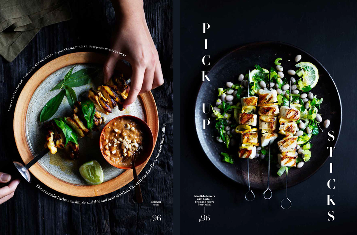 Studio Delmar food styling_Gourmet Traveller_Pick up sticks_1