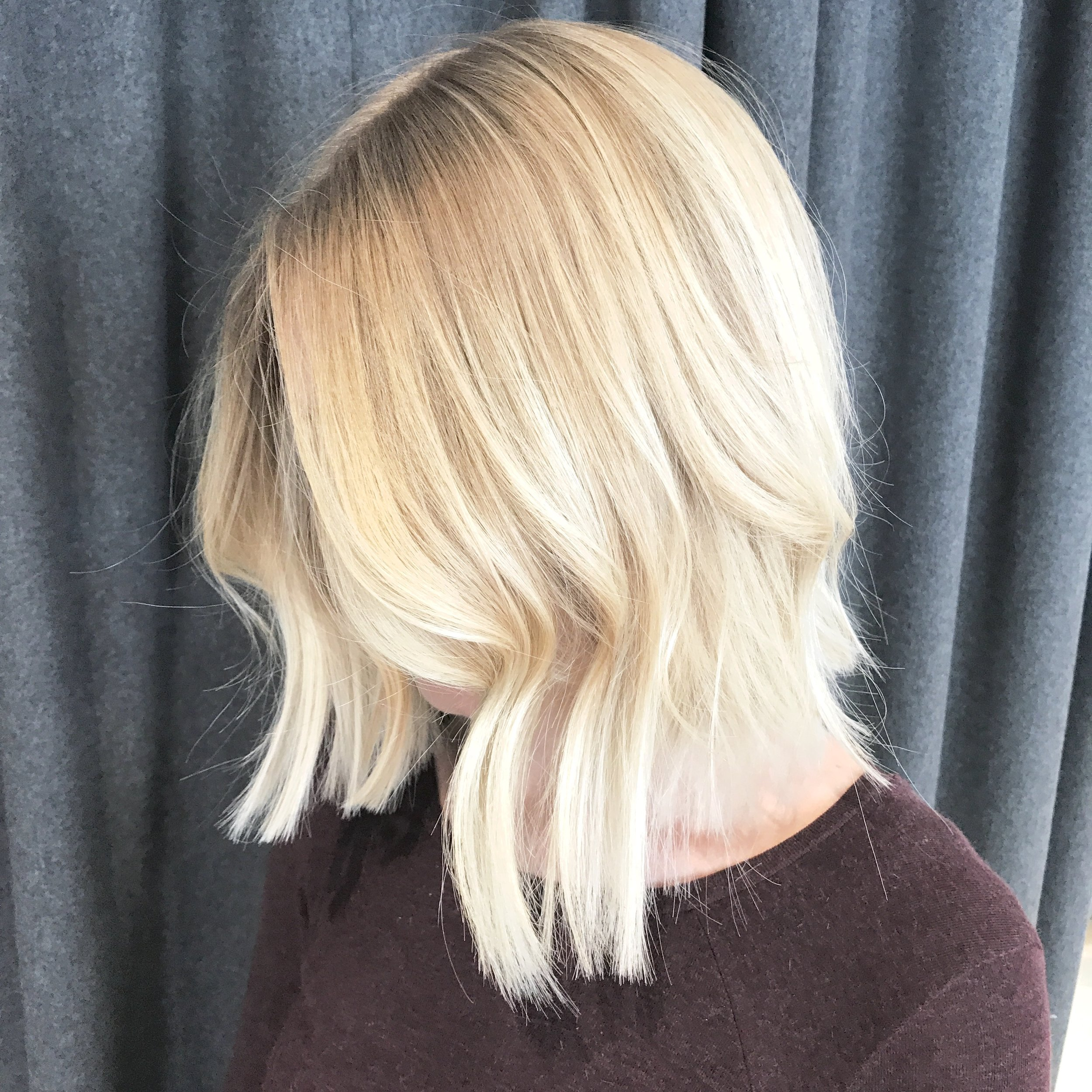5 SIMPLE STEPS TO CARE FOR BLONDE HAIR  -