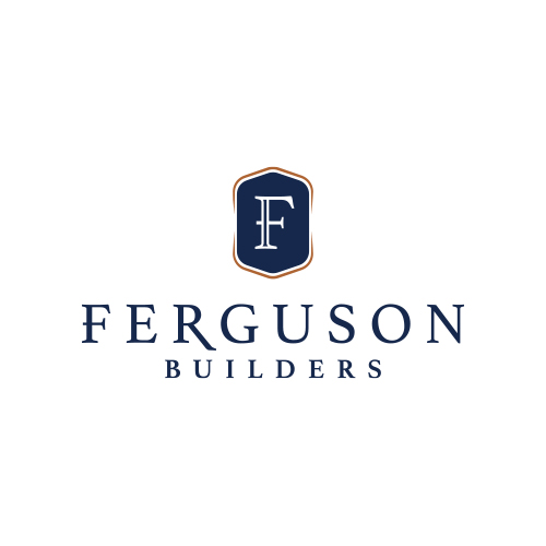 Brand, Web Design  Ferguson Builders   view case study