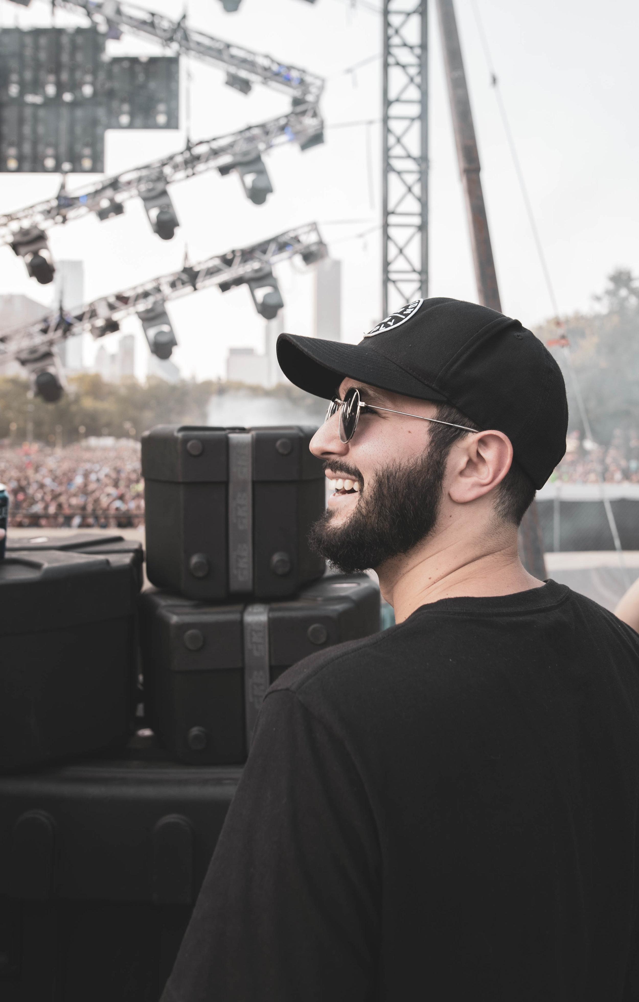 Jake West (photographer) @ Lollapalooza Chicago 2018