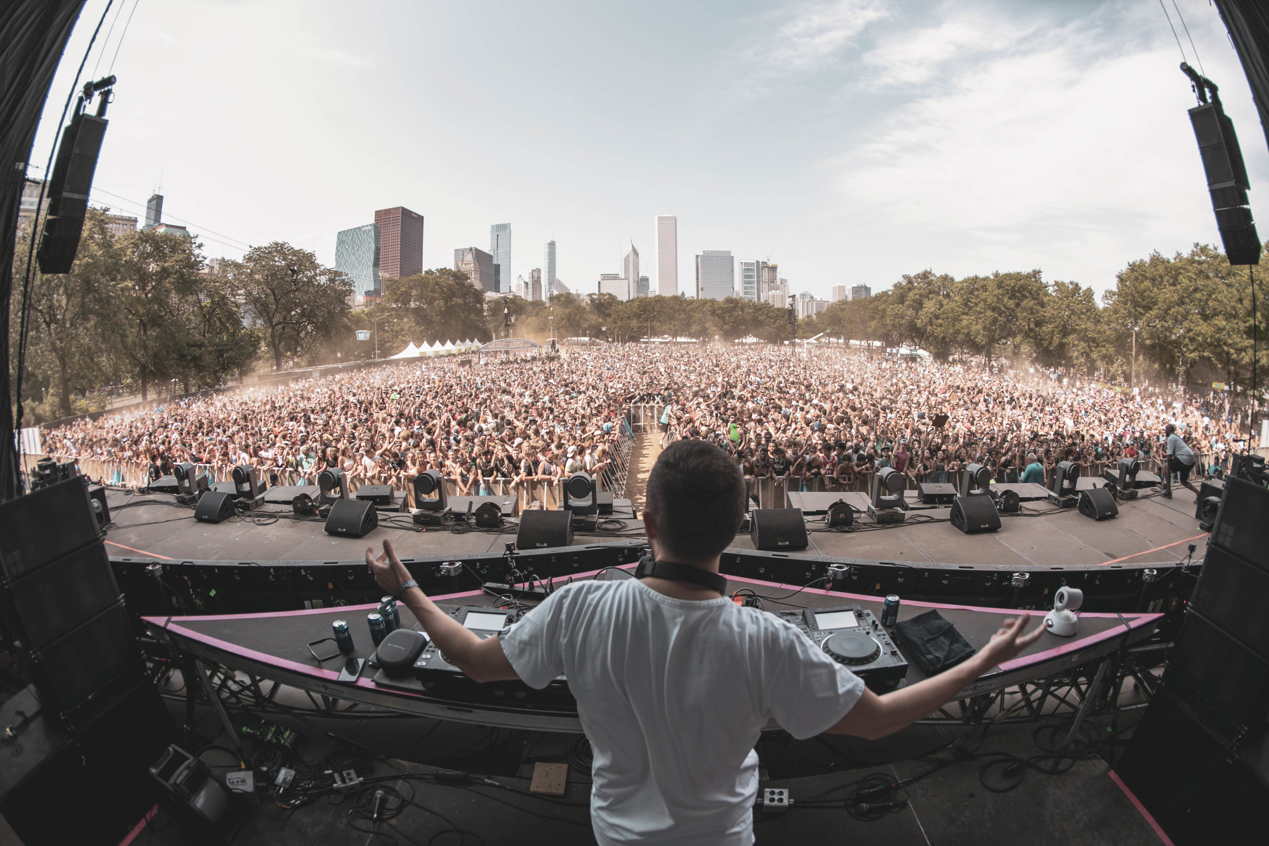 Chris Lake - Lollapalooza Chicago, IL August 2018