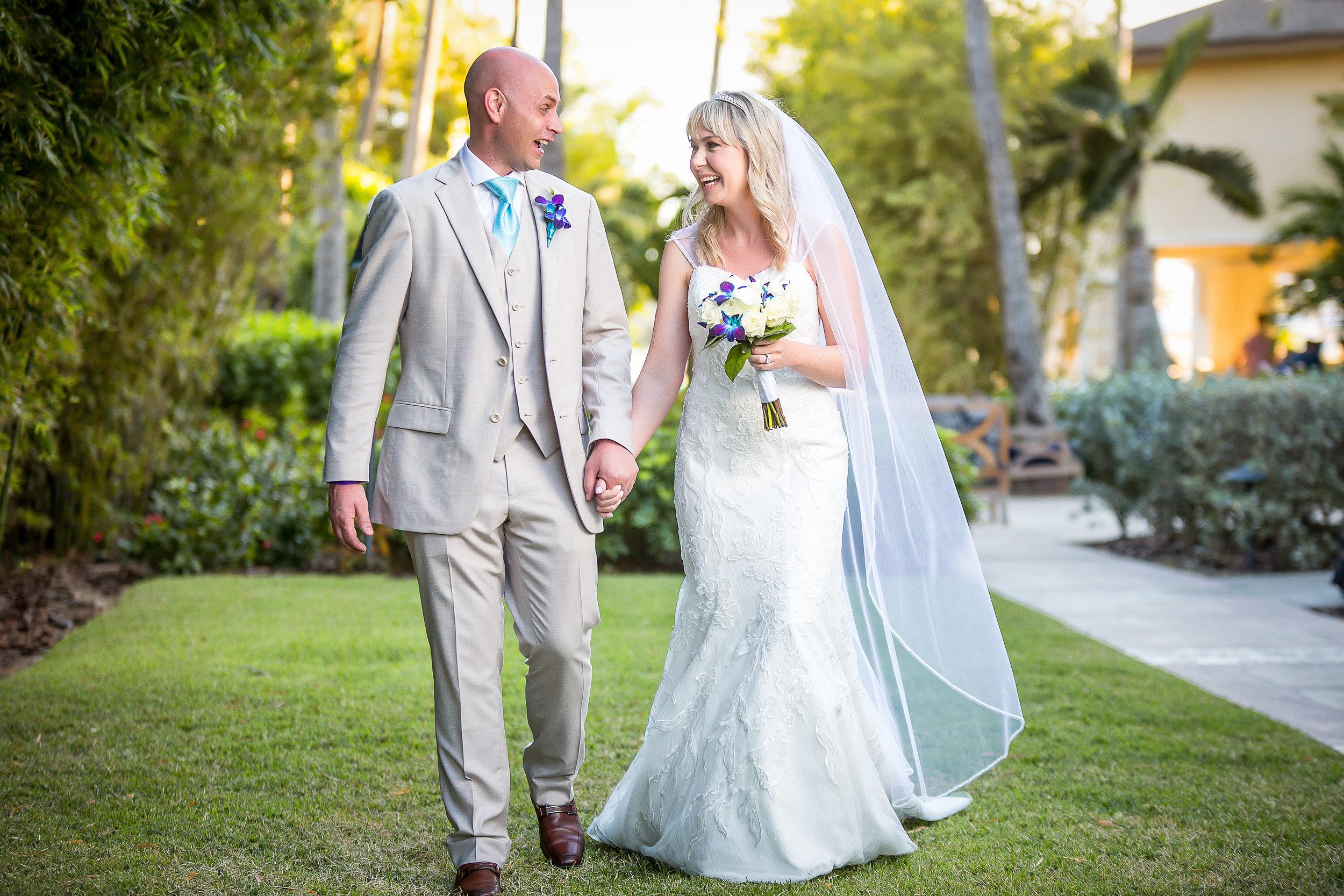 Destination Wedding @ Warwick, Paradise Island, The Bahamas 2019