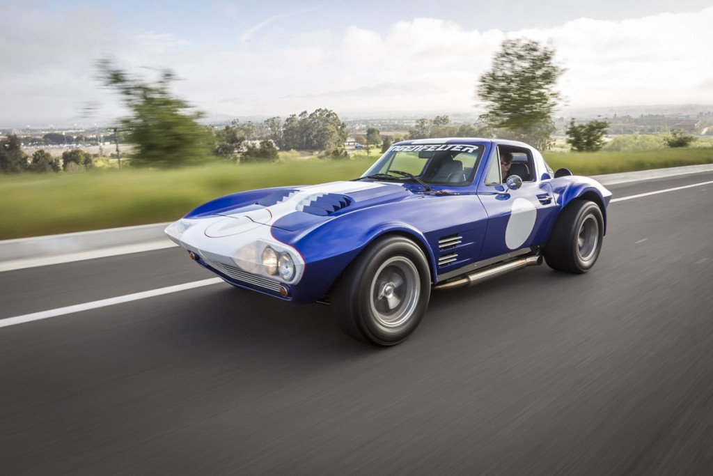 Resurrecting Duntov's Moonshot: The Superformance 1963 Corvette Grand Sport