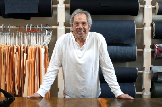 The Art of denim with Robert… - VWAA