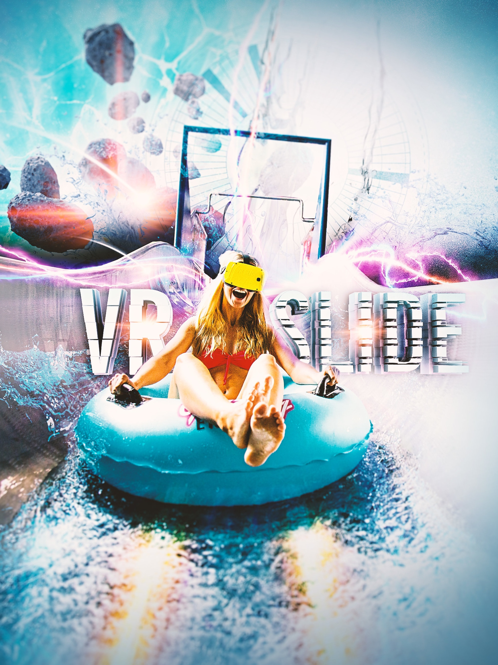 VRSlide System - The VRSlide system has welcomed over 260,000 paying guests in the first fifteen months of operation at Therme Erding, Aquapalace Prague and Sonnentherme Lutzmannsburg.Learn how we built the world's first commercial VR Waterslide experience and find out how you can bring it to your destination.Learn more ➝