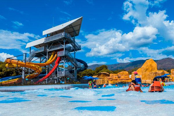 Parque Acuático Cafalandia