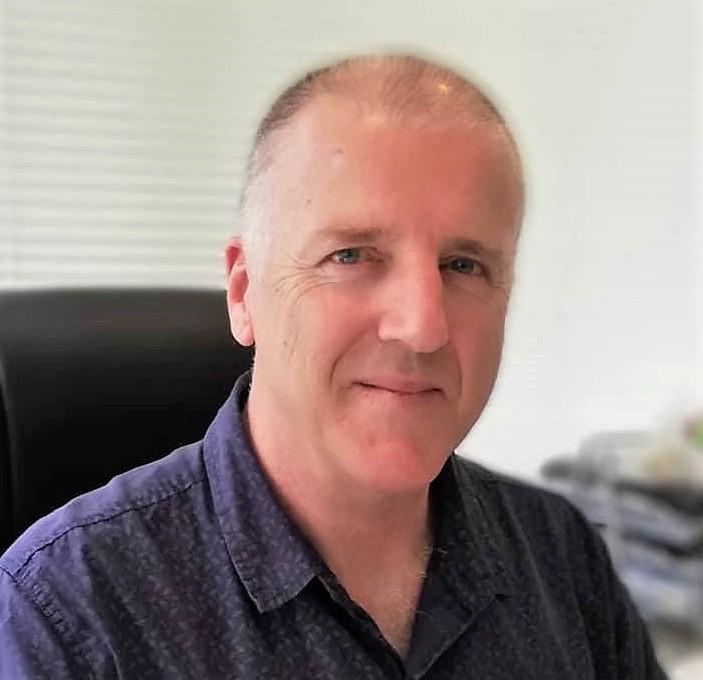 RALPH HILL - MANAGING DIRECTOR