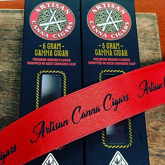 Who's gotten to try our new #6GramCannaCigar yet⁉️ Tag a friend you'd smoke these down with‼️🎋⛽️🎁 These power hitters are not something to miss out on, we have some incredible flavors that have just been released! 🎋⛽️🔥💦 #ExperienceExcellence